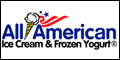 All American Ice Cream & Frozen Yogurt