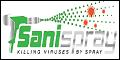 Sani-Spray Electrostatic Spray