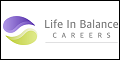 Life In Balance Careers